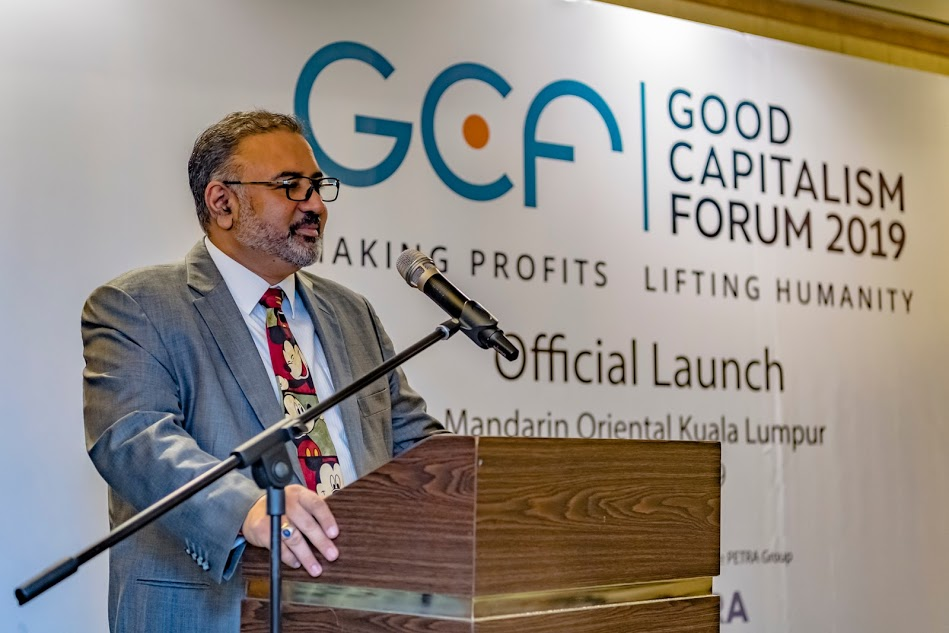 The Official Launch of The Good Capitalism Forum